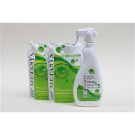 BIEN-AIR Green&Clean SD 2x750ml + láhev